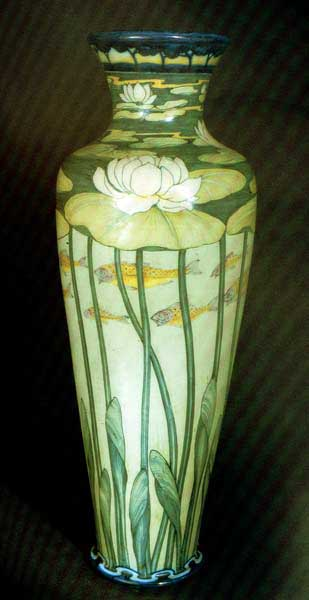 Italian Modern Style - Arts and Crafts - Vase