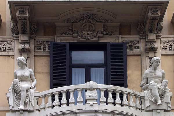 Il Liberty a Bari - Italia Liberty