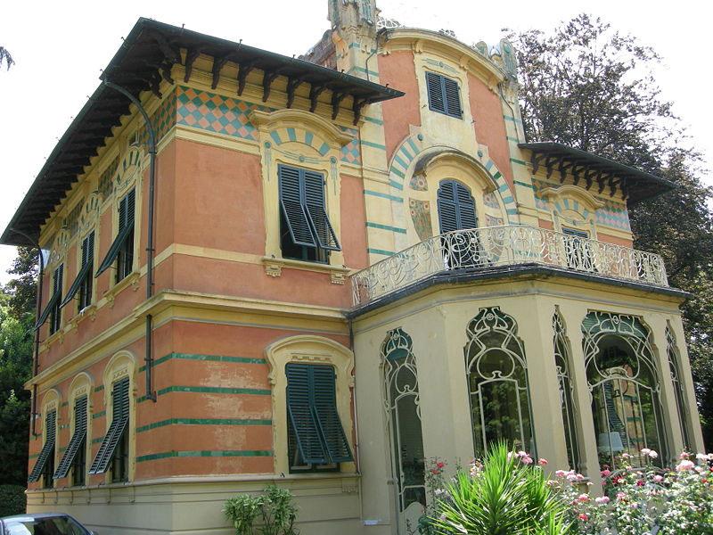 Villa S Maria Lucca
