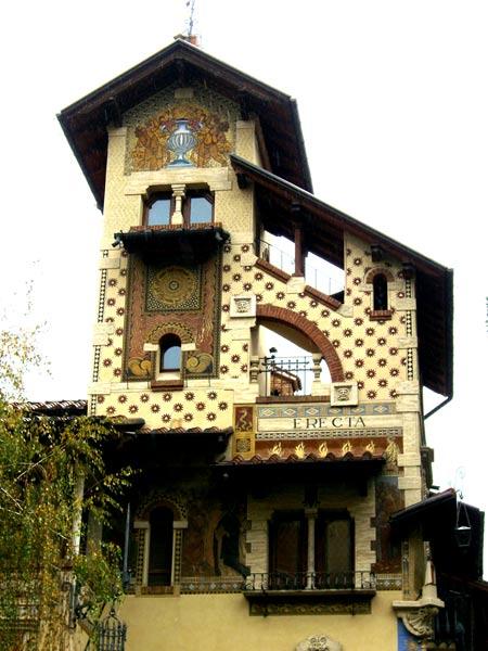 Quartiere Coppede