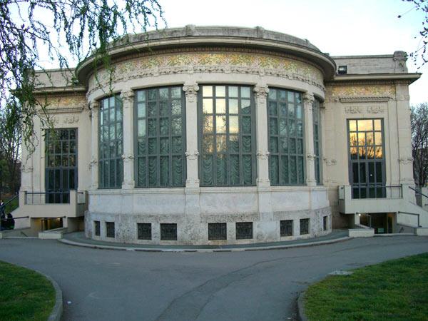 Arte liberty in italia architettura milano for Architettura razionalista in italia